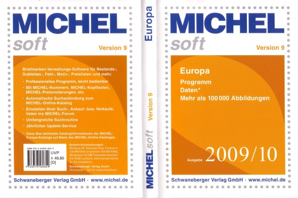 MICHELsoft 9 - cover